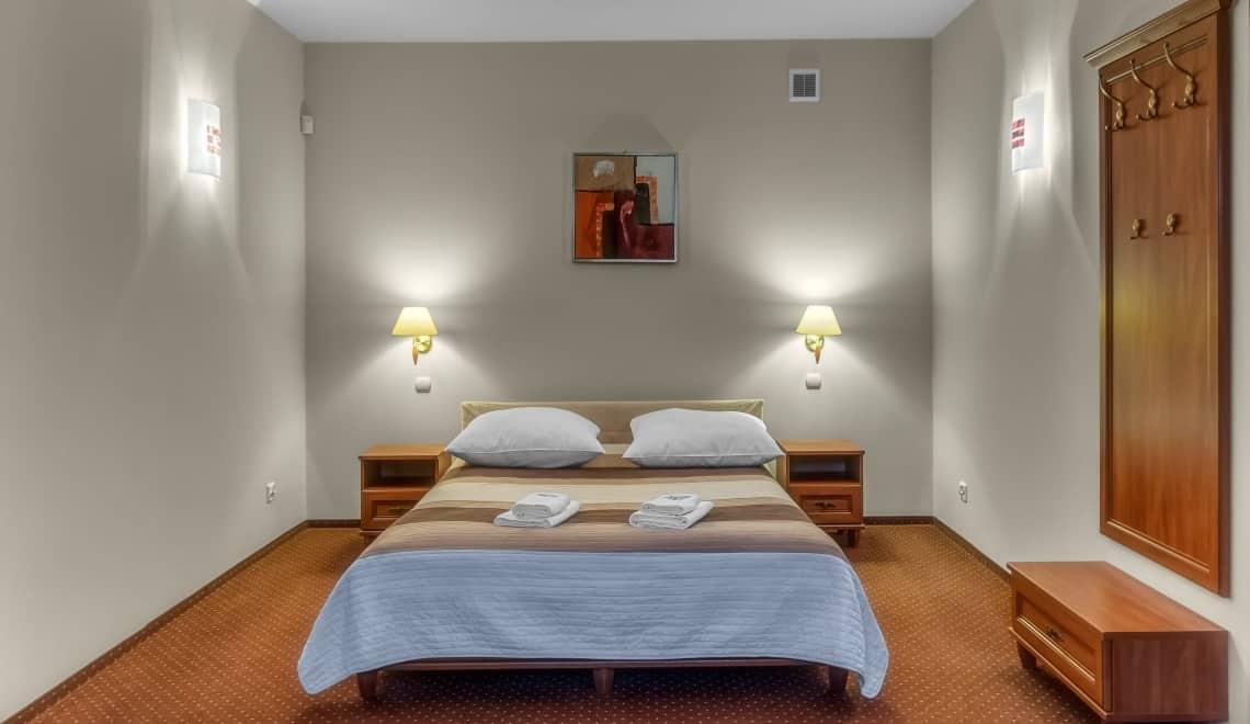 Hotel Radom - Double room